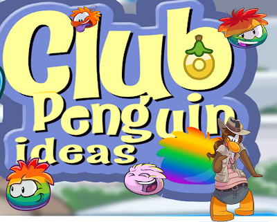 CLUB PENGUIN IDEAS