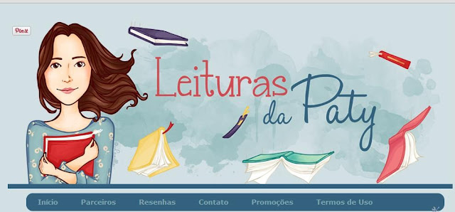 Blog Leituras da Paty