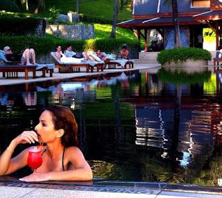 Giada De Laurentiis Bikini Thailand