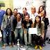 El plantel Femenino de Salus FC, recibió los premios por el Campeonato Oficial de la categoria Mayores 2015