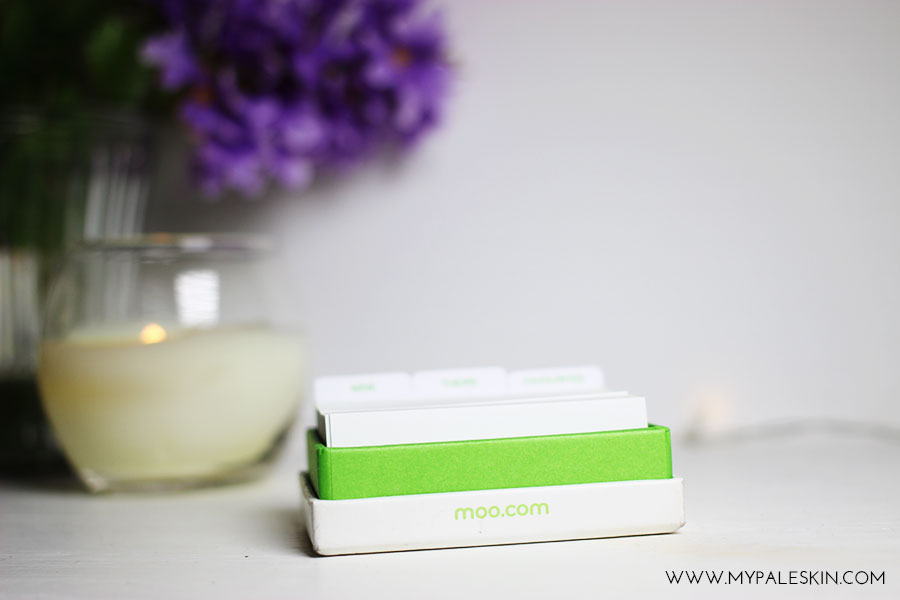 blogger business cards, advice, tips, tricks, best, cards, moo