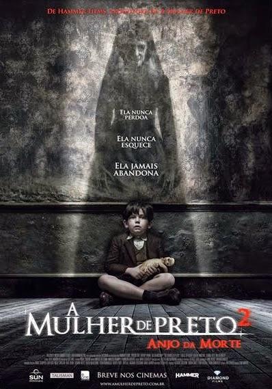 Baixar Filme A Mulher de Preto 2: Anjo da Morte Dublado Torrent