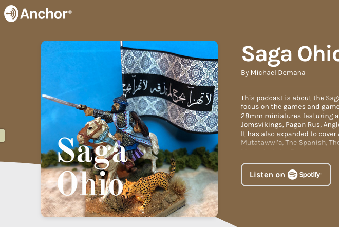 Saga Ohio Podcast