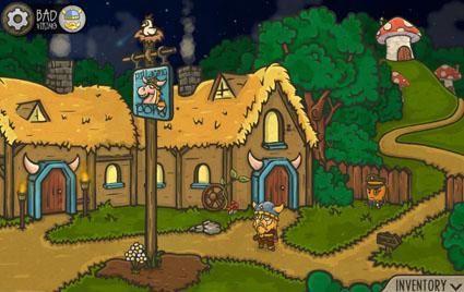 Bad Viking: The Curse of the Mushroom King