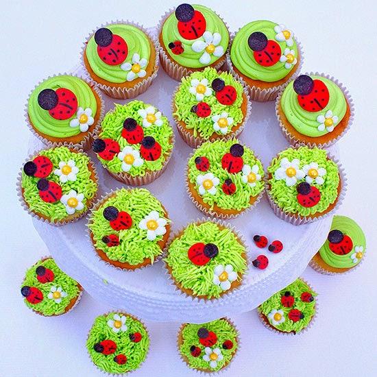 Kerstmenu 39 s voor thuis met recepten en decoratie tips voor for Decoratie cupcakes