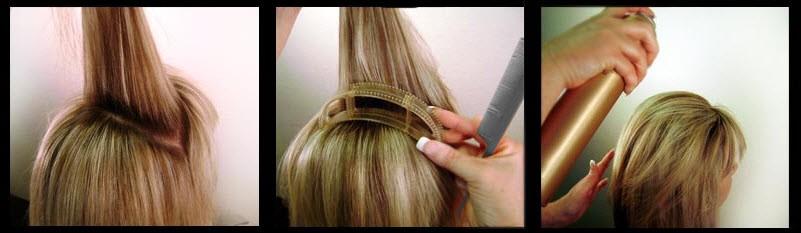 Как придать волосам объем у корней в домашних условиях пошагово