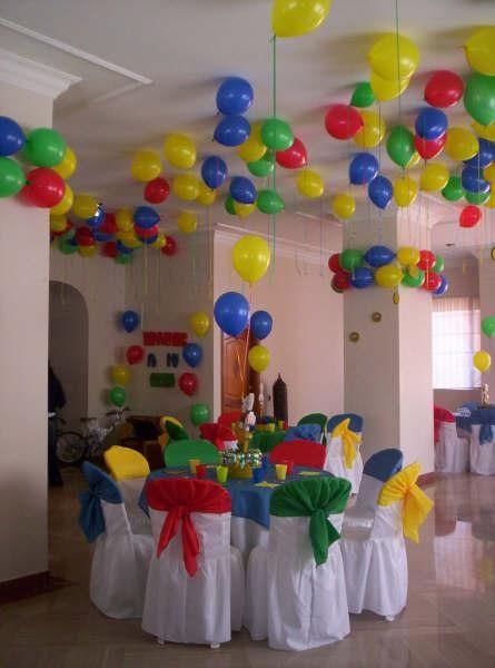 Globos helium fiestas infantiles - Globos fiestas infantiles ...