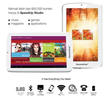 gambar tablet speedup pad pro 2 tablet pc murah ini