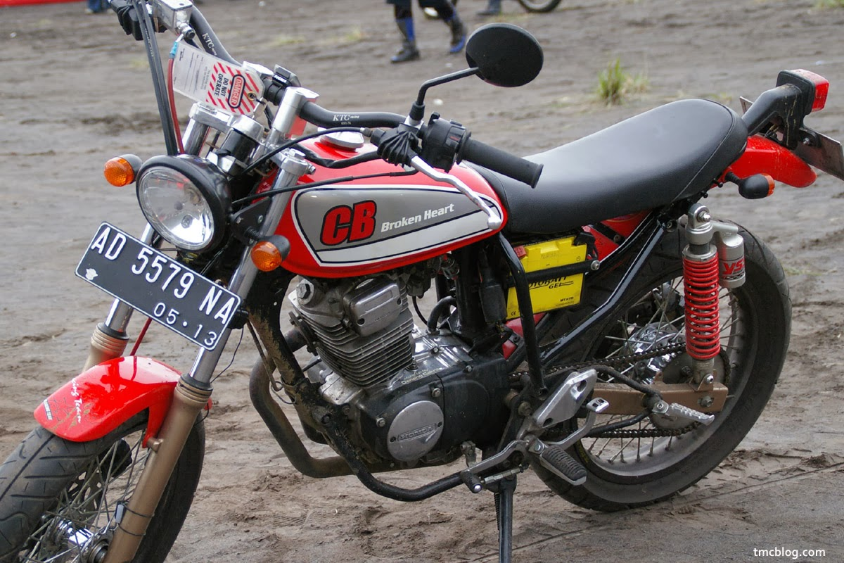 Modif Yamaha Gt125 Eagle Eye