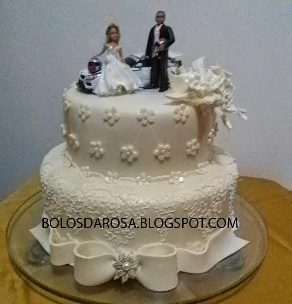 Bolo da Casamento