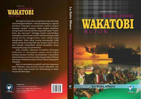 Buku Culada Tape-Tape: Peradaban Binongko Wakatobi Buton