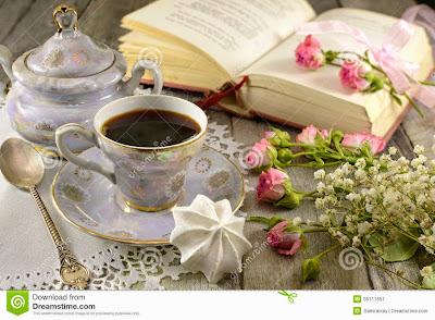 Tea Time and Books