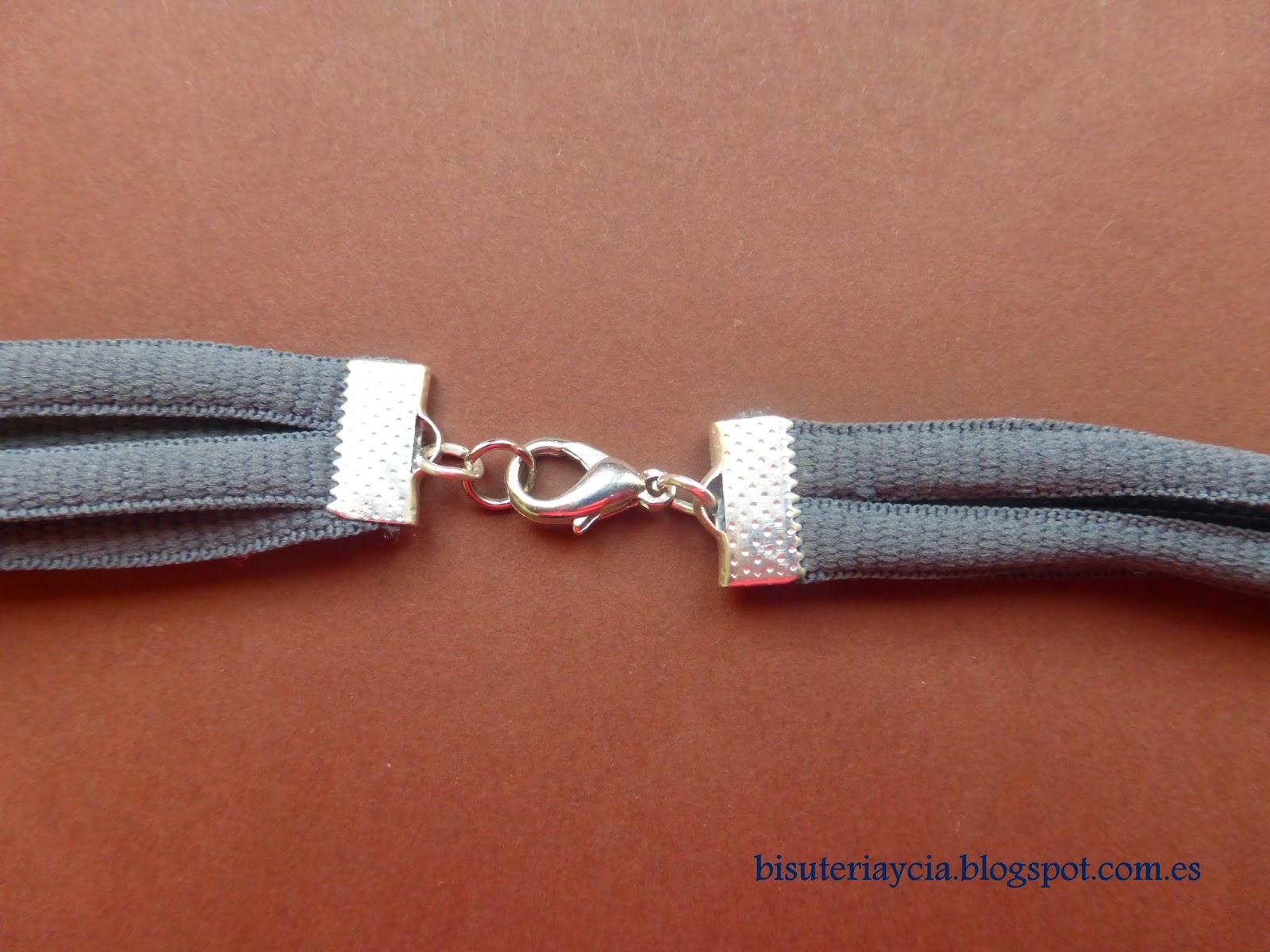 Bisuteriaycia como cerrar collares y pulseras for Tipos de pulseras