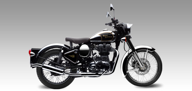 Royal Enfield Classic Chrome Modified Royal Enfield Classic