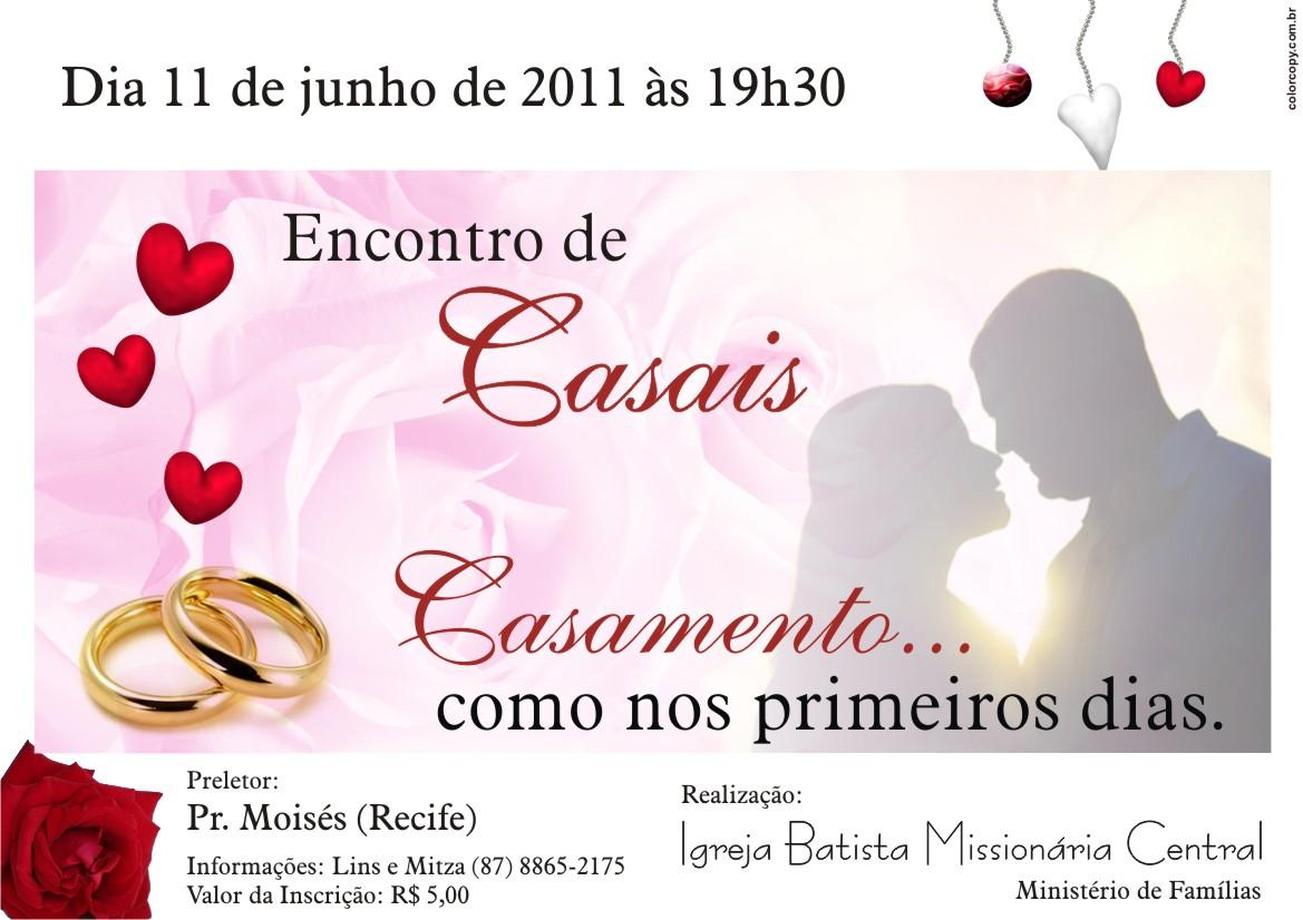 FW  Encontro De Casais 2011