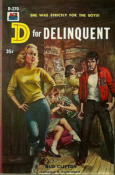 juvenile delinquents can they still be Read chapter the development of delinquency:  still others rely on juvenile court referral or arrest as the outcome of  but they can have long-lasting.