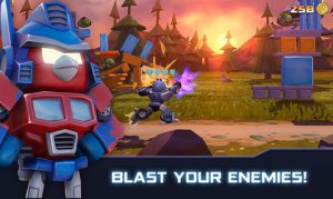 Angry Birds Transformers 1.8.10 Mod+Data Apk-4