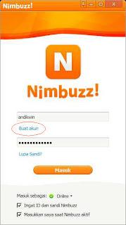 Aplikasi Nimbuzz