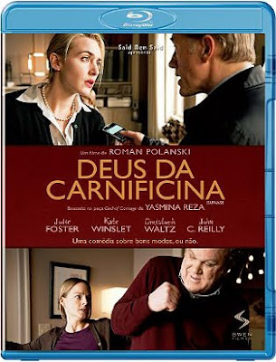 Filme Poster Deus da Carnificina BDRip XviD Dual Audio & RMVB Dublado