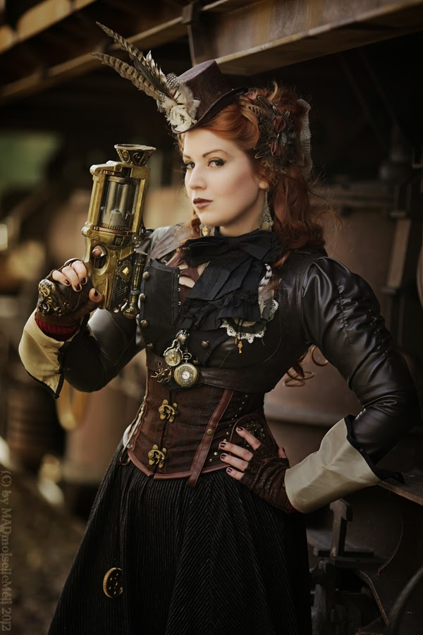 dearest shadows style inspiration steampunk