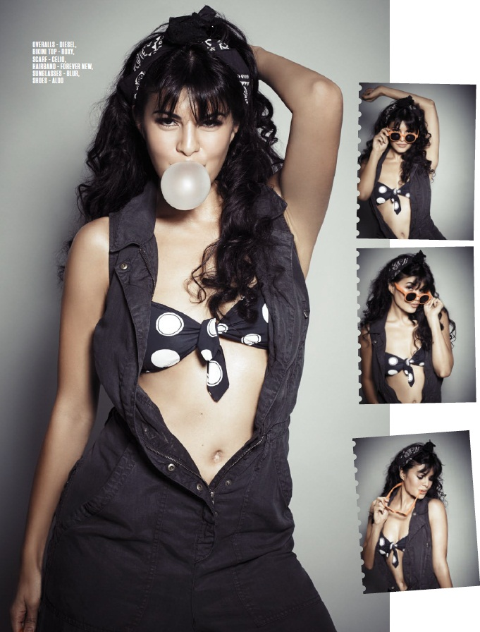 Jacqueline Fernandez Film Magazine Hot Photos