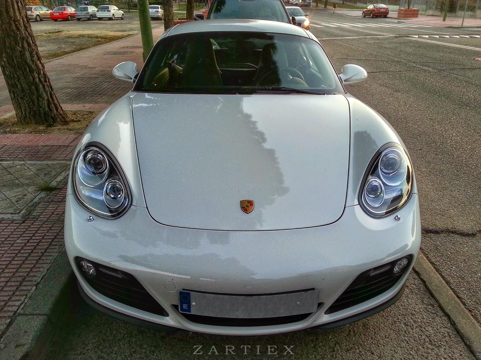 Porsche Carrera, Porsche Carrera S.