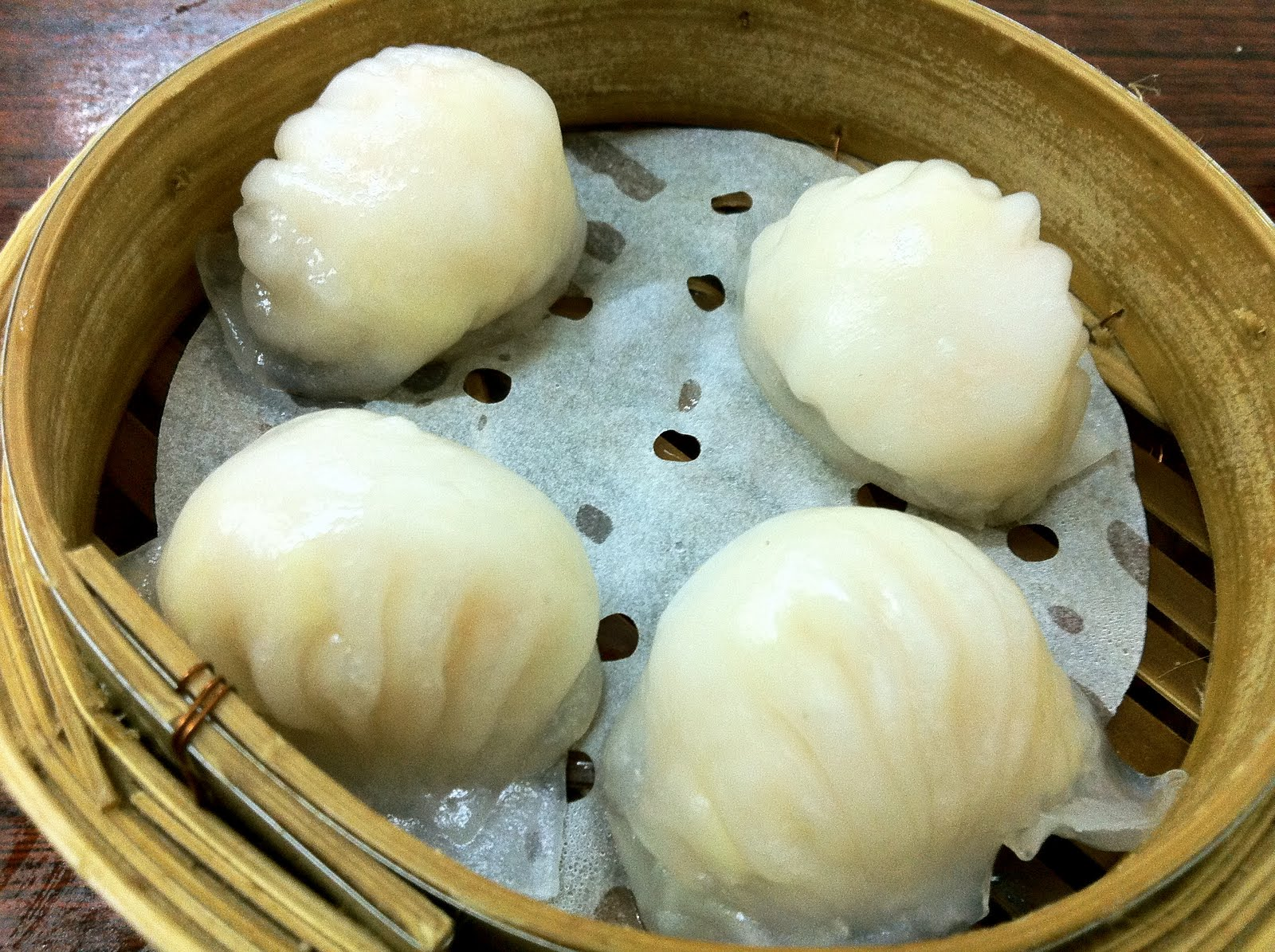 too lazy to cook: Dim Sum Part II