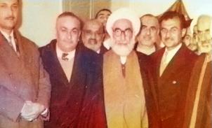 فروتن ، محمد کریم، محقق زاهد،  مهدی مهدوی، ابراهیم محجوبی،میروهابی
