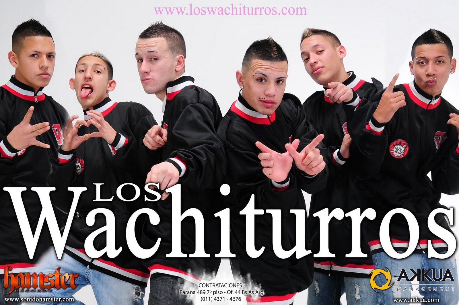 WACHITURROS Y WACHITURRAS
