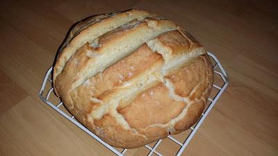 Pan de Pueblo en Thermomix