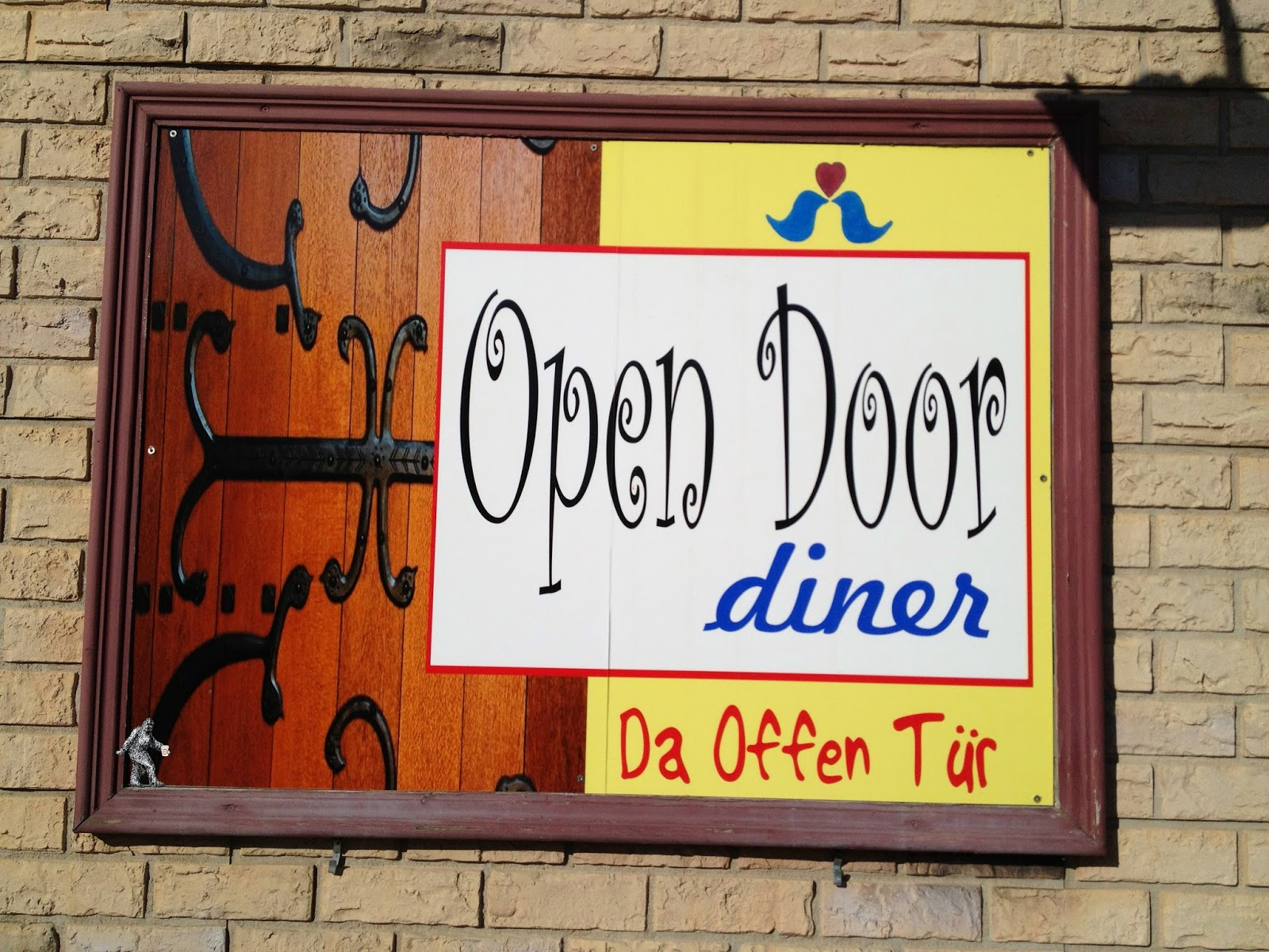 ... heading west from Cincinnati into Illinois consider stopping for a rest in Altamont Illinois. There is a little placed called the Open Door Diner and ... & Madisono\u0027s Gelato: The Open Door Diner in Altamont IL