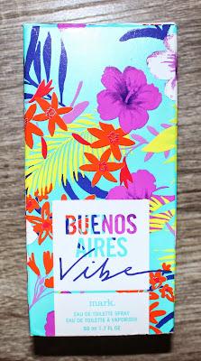 mark. Buenos Aires Vibe Eau de Toilette Spray
