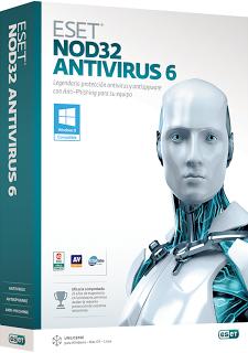 NOD32 Antivirus 6 + Serial hasta 2016 Full 32 & 64 bits Español