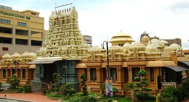 Sri Bala Thandayuthapani Hindu Temple.