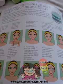 cara massage wajah