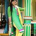 Anjali latest photos in green churidar-mini-thumb-4
