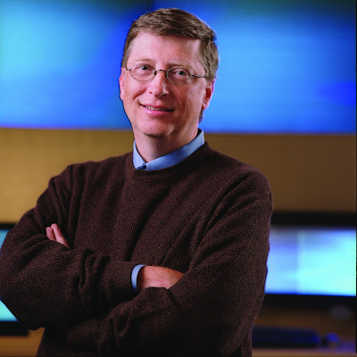 bill gates world's richest person