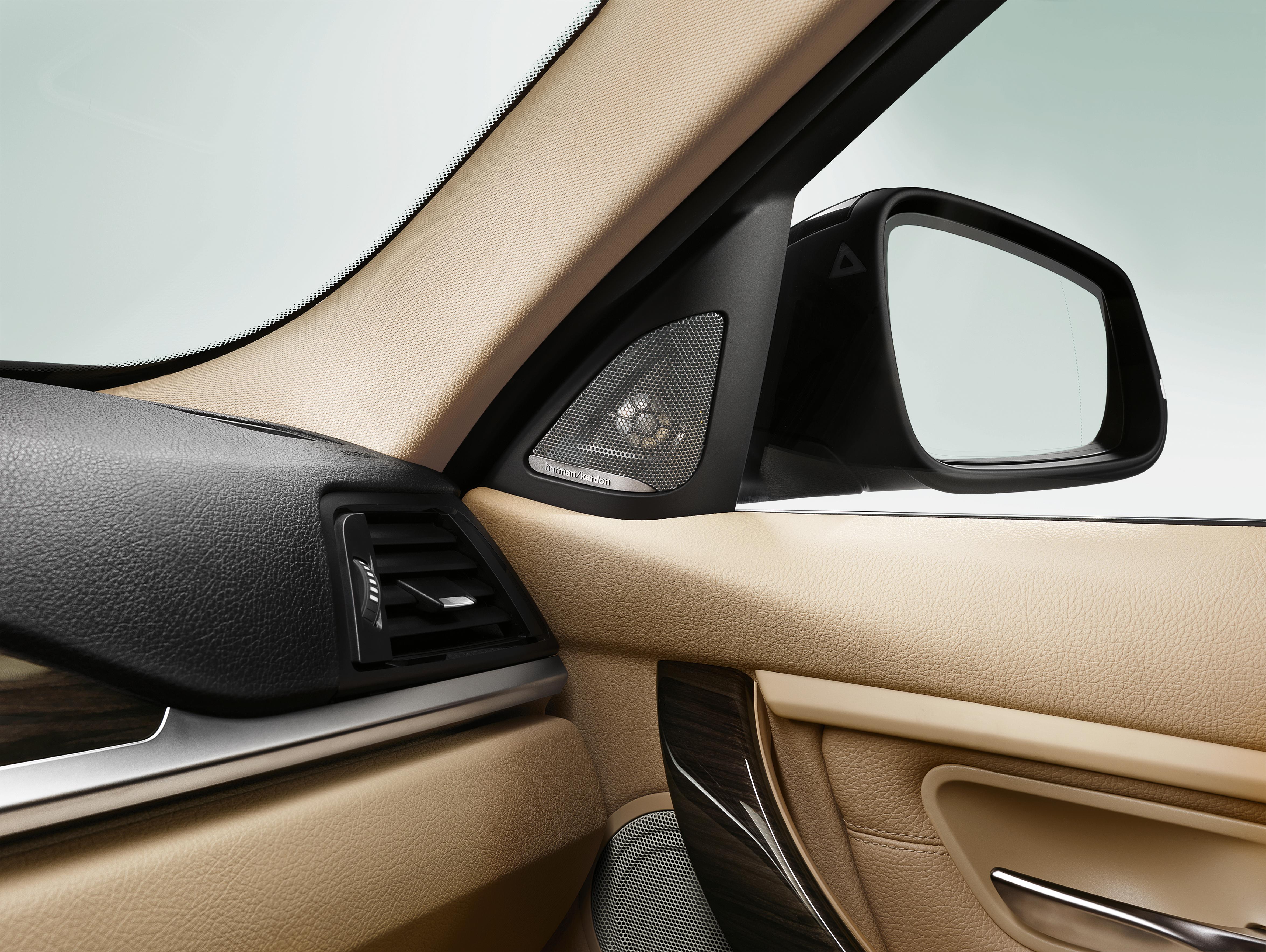 2013 BMW 3 Series F30 Interior Detail Exterior Mirror