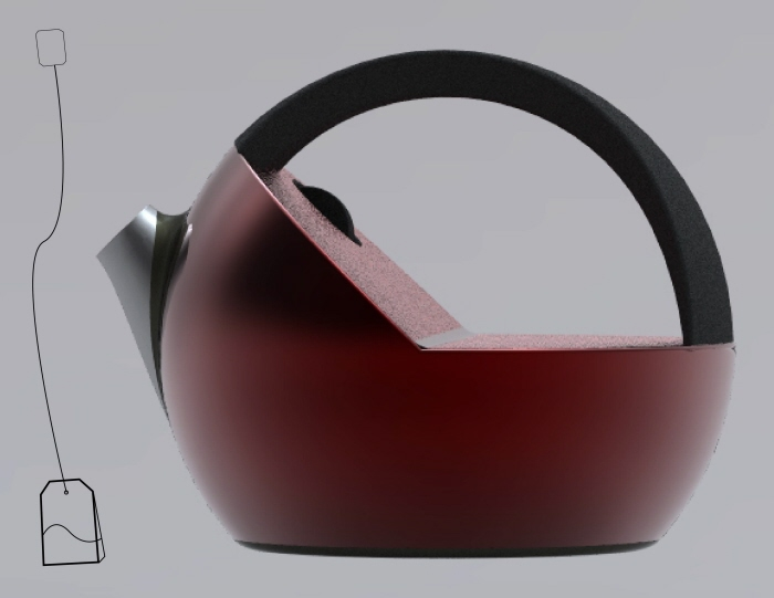 Cool Tea Kettles ~ Creative and unusual teapots kettle designs