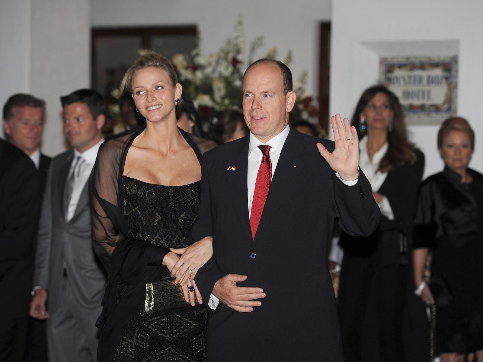 Монако фото детей князя альберта последние