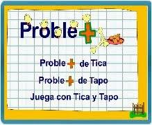 Aprende a resolver problemas con Tica y Tapo