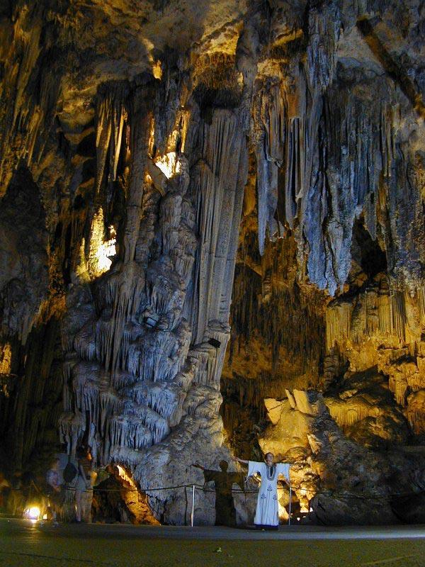 Sitios Impresionantes : Cueva de Nerja