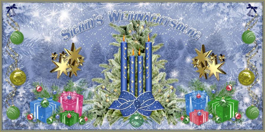 Sigrids Weihnachts Blog