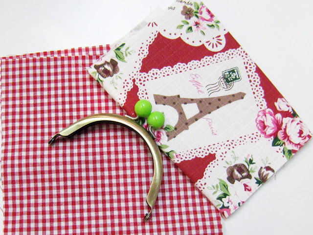 Kit completo para realizar  monedero de la abuela
