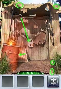 Solution 100 Doors 3 Level 26 27 28 29 30