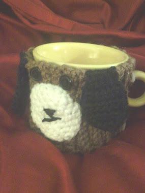 puppy cup cozy