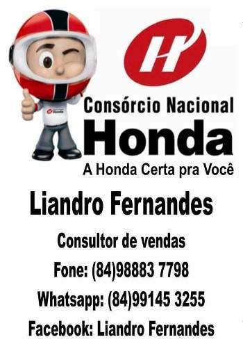 Consórcio Nacional Honda em Nova Cruz