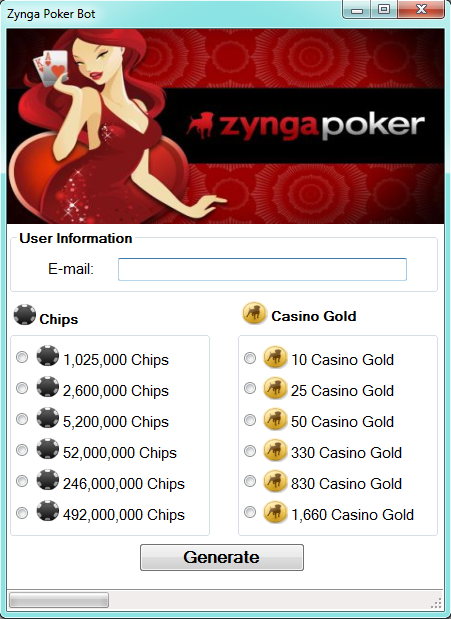 Zynga poker can't change casino