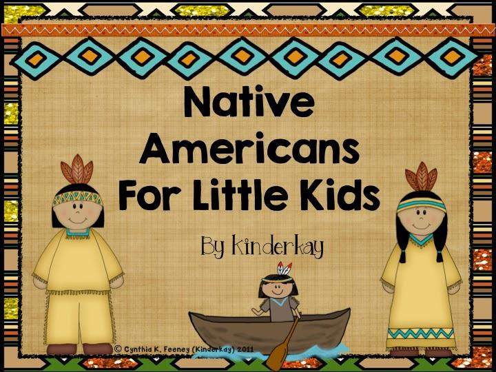 http://www.teacherspayteachers.com/Product/Native-Americans-Make-a-Book-and-Mini-Unit-165447