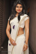 Alekhya Latest Photos in Saree at Donga Prema Audio-thumbnail-3